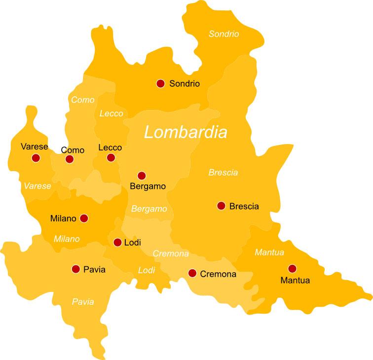 Cartina Economica Lombardia.Regione Lombardia Info Pesca Sportiva E Licenza Pescaok It